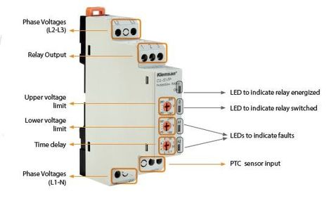 Motor Protection Relay in UAE